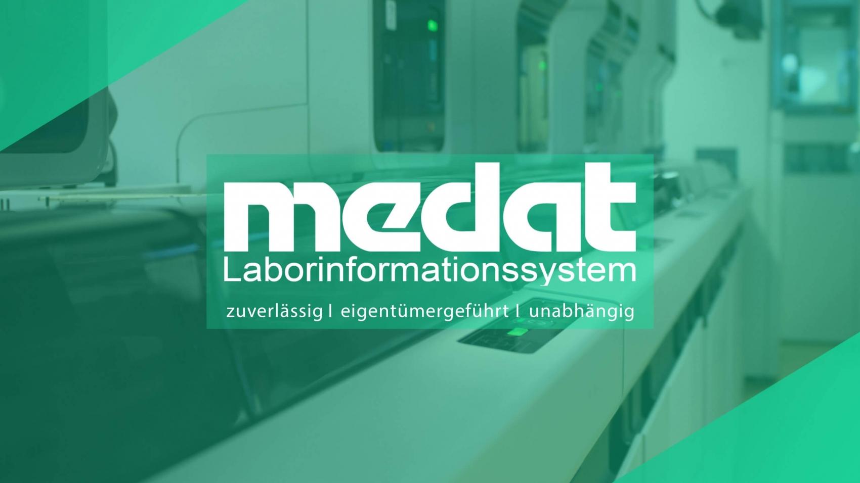 Das vollautomatisierte Labor von Medat Laborinformationssystem