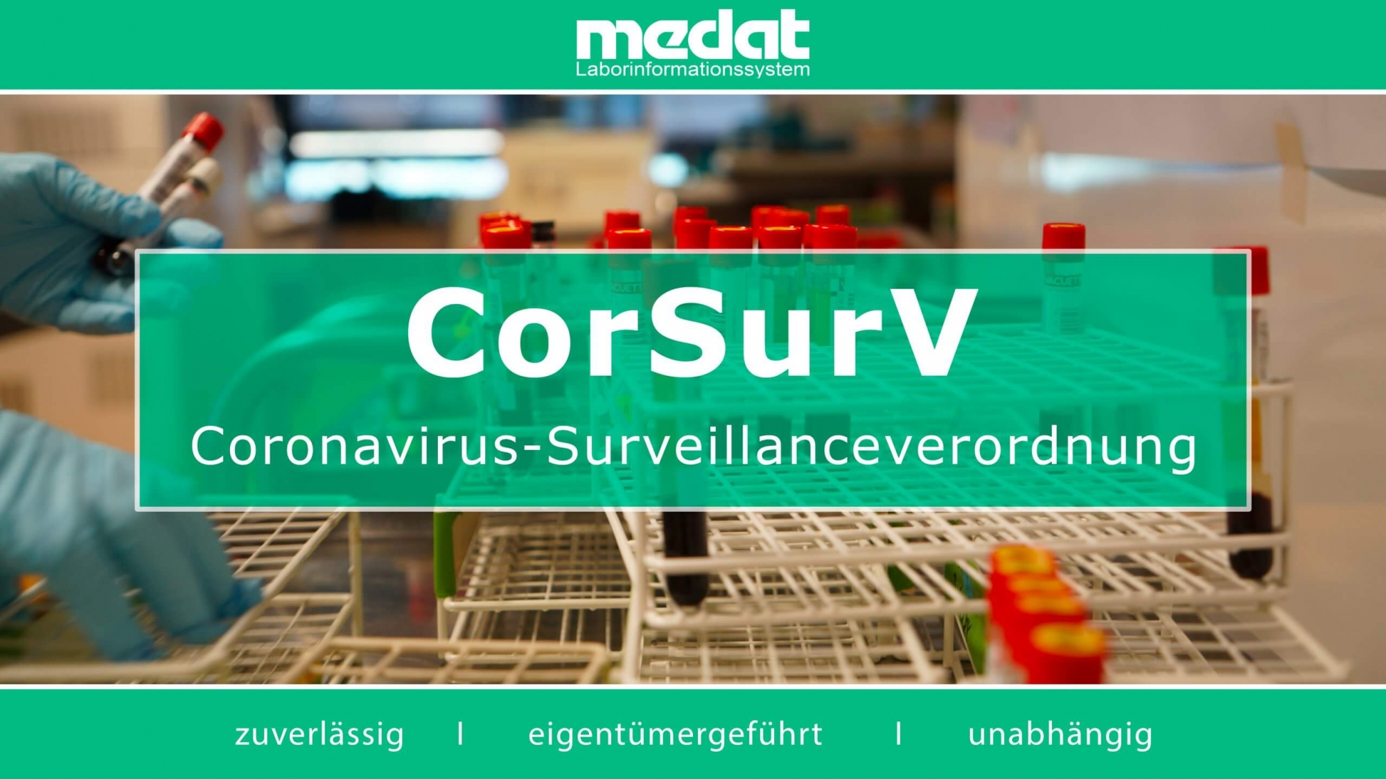 Neue Coronavirus-Surveillanceverordnung