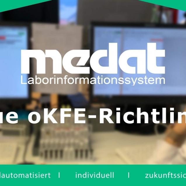 Medat oKFE-Richtlinie