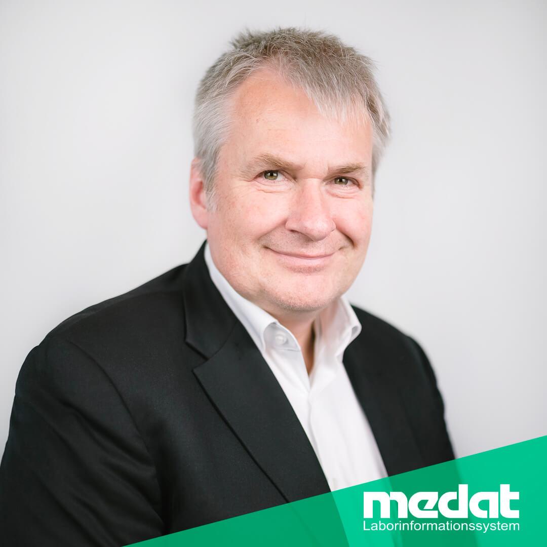 Medat Laborinformationssystem, Geschäftsführer Stefan Henkelmann, Spezialist für Laborautomatisierung und Mikrobiologie